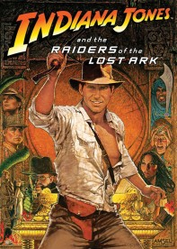 There are a lot of Indiana Jones posters out there