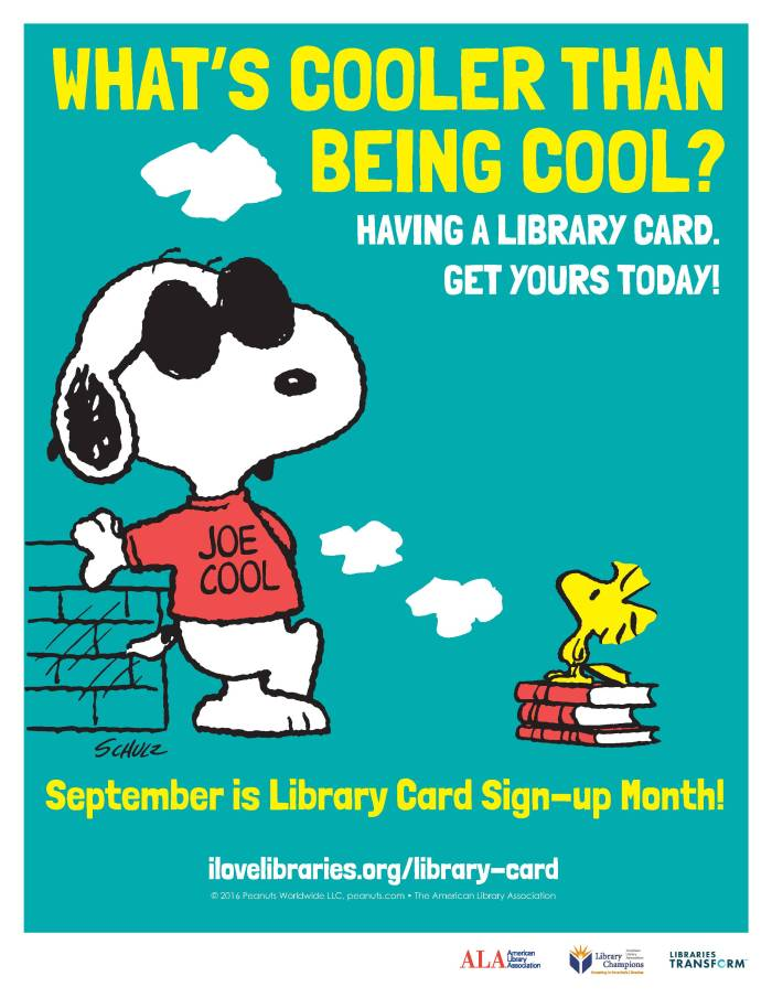 Snoopy is the coolest