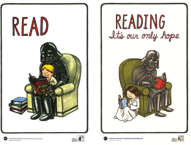 Darth Reads