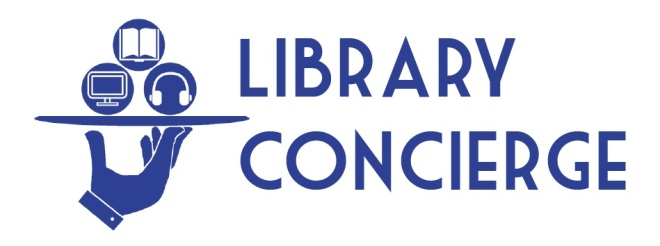 Library Concierge Form Header