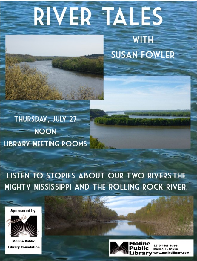 river tales with susan fowler