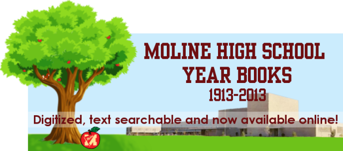 MHS Yearbooks Blog Banner