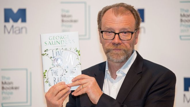 George Saunders Book