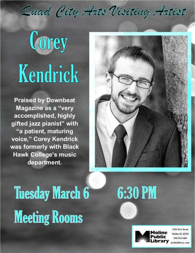 corey kendrick concert