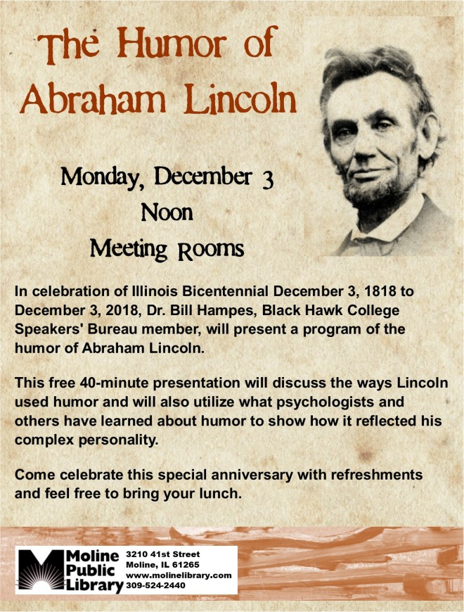 humor of lincoln