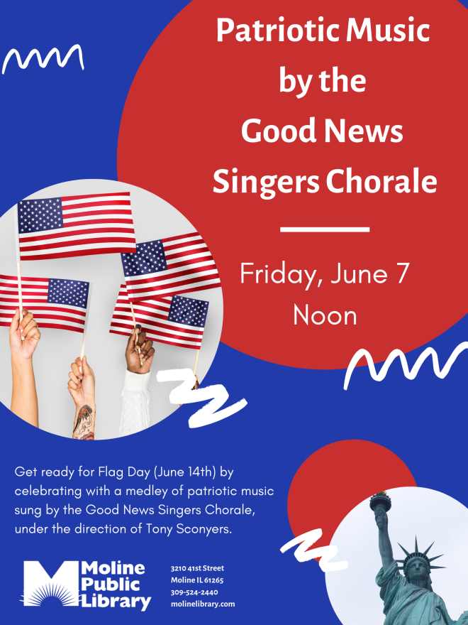 good news singers poster
