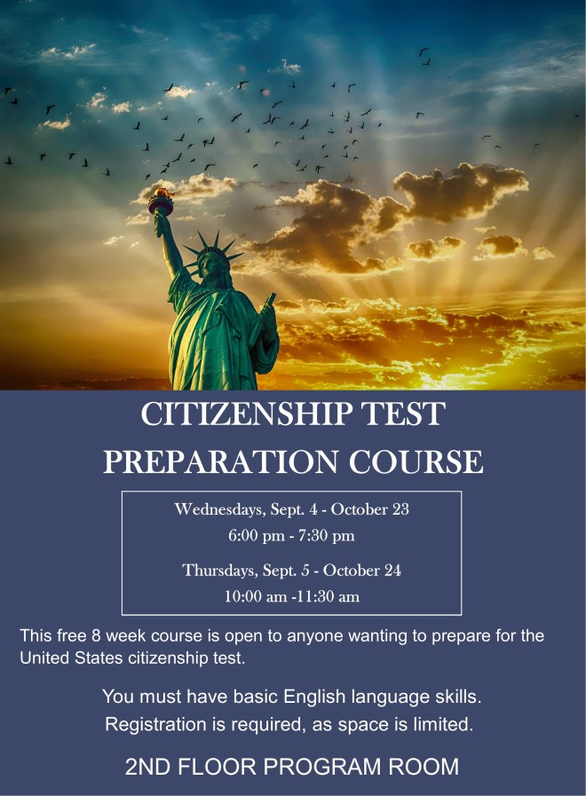 citizenship test preparation course JPEG