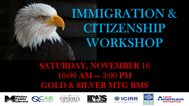 immigration & citizehship workshop tv